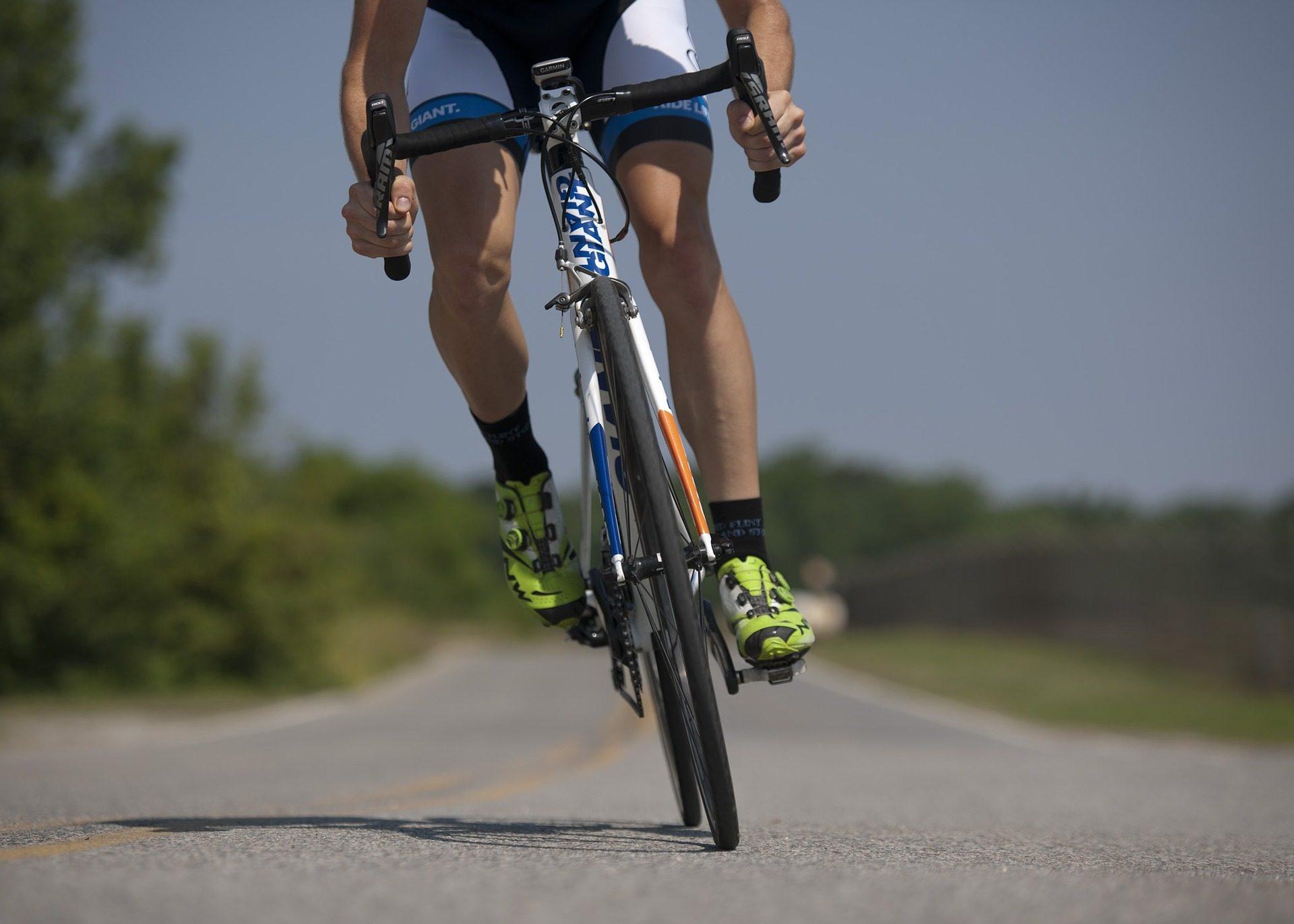 Rompstabiliteitsoefeningen voor wielrenners