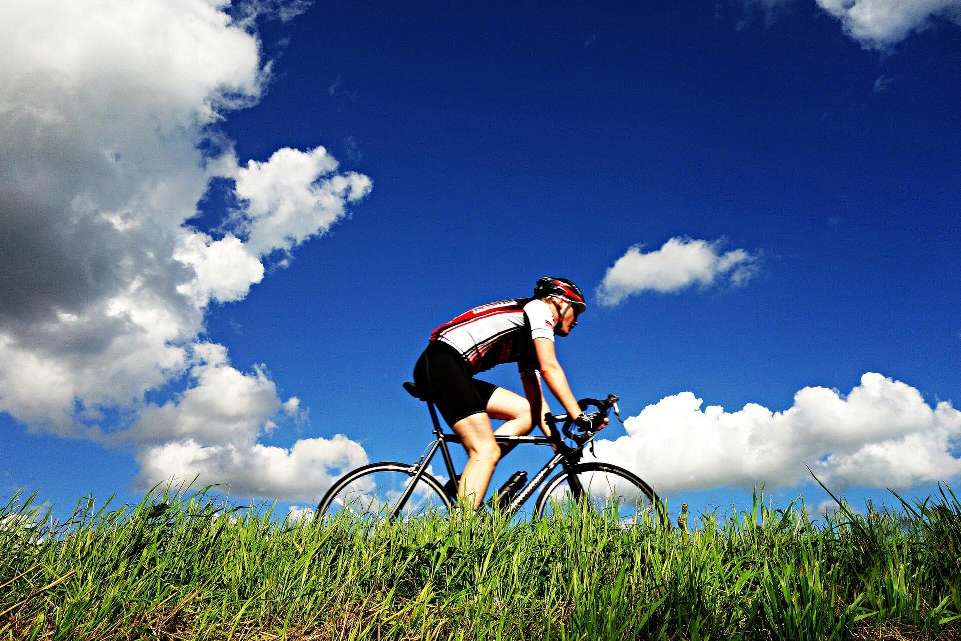 Last van hooikoorts op de fiets? Onze tips!
