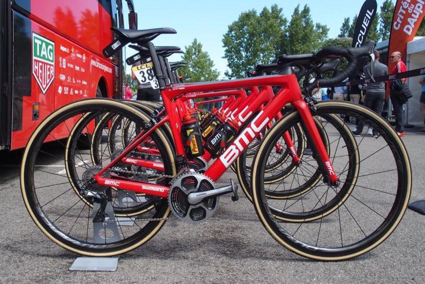 BMC racing team racefiets