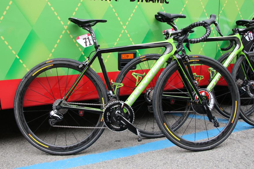 Cannondale Drapac racefiets