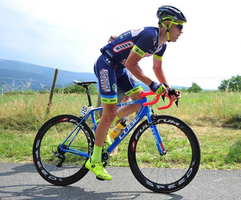 Wanty – Groupe Gobert racefiets