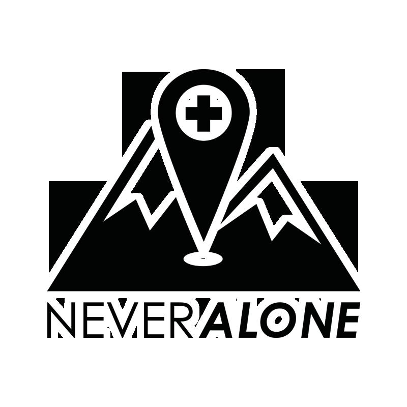 Wielrennen app van de week NeverAlone