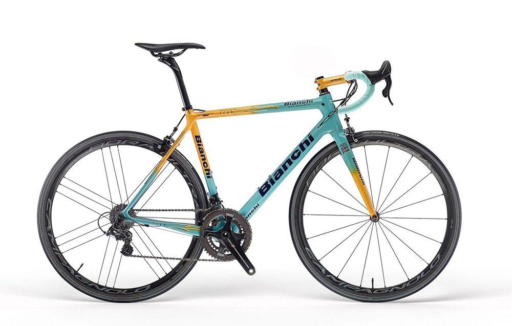Eerste indruk: De Bianchi Specialissima Pantani