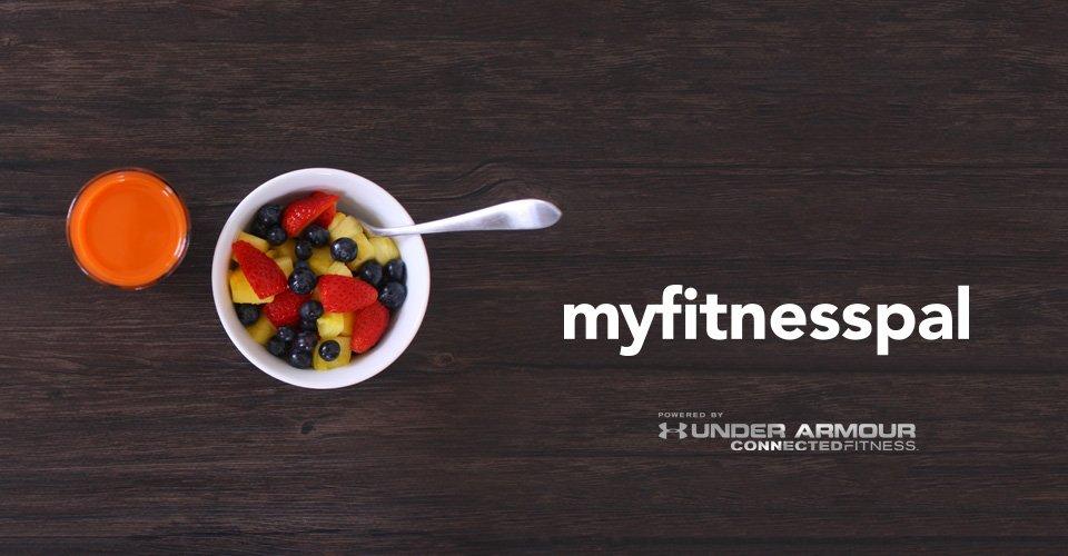 App van de week: MyFitnessPal