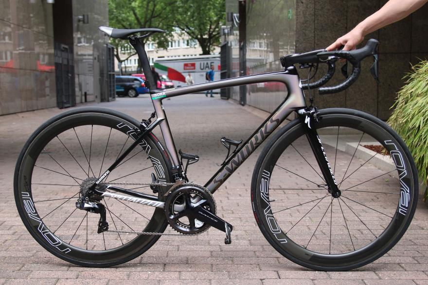 Peter Sagan Specialized racefiets